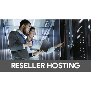 Gambar Reseller Hosting WHM (Unlimited cPanel)