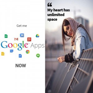 Gambar Google Drive Unlimited Storage