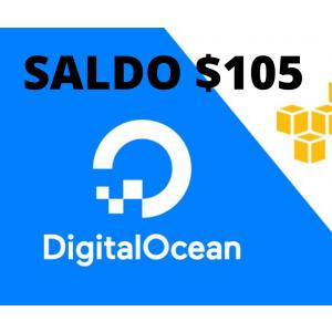 Gambar AKUN DIGITAL OCEAN BALANCE 105$ MASA AKTIF 2 BULAN
