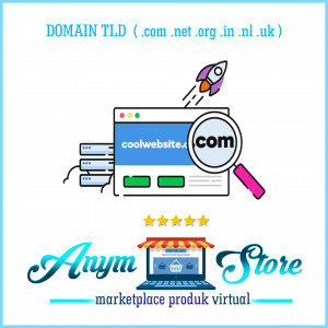 Gambar [PROMO] DOMAIN TLD (.com/.net/.org) Control DNS Cloudflare