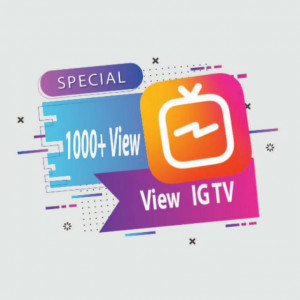 Gambar PROMO 15000 View Instagram IGTV [Termurah]