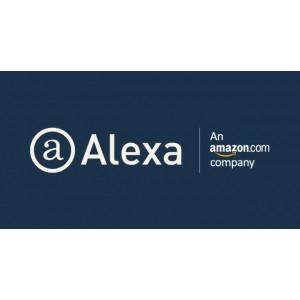 Gambar Akun Alexa Plan Advance Durasi 14 Hari