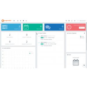 Gambar Aplikasi Project Management System
