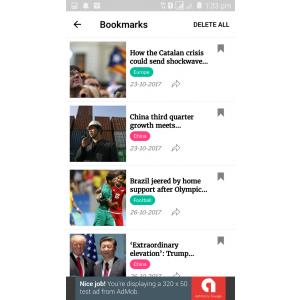 Gambar WP NewZ | WordPress to Android News App
