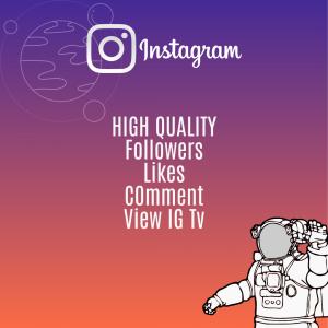 Gambar Followers Instagram Indo aktif - 100 follower