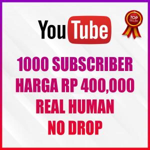 Gambar Jasa Tambah 1000 Subscriber Youtube Murah Bergaransi