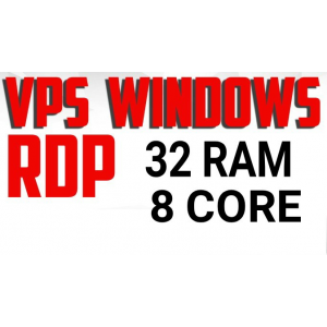 Gambar [PROMO] VPS RDP AWS 32GB 8 CORE Windows-Linux