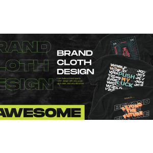Gambar Design T-shirt Clothing brand