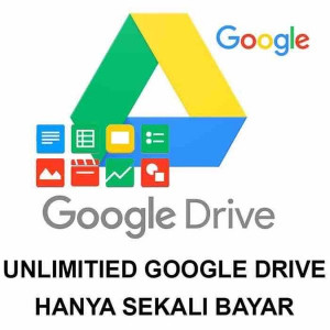 Gambar Akun Google Drive Unlimited Storage Bisa Request Username