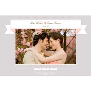 Gambar Webiste wedding (undangan pernikahan)