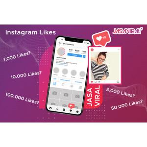 Gambar 10.000 Instagram Likes Worldwide - High Quality Berprofile (Bisa custom cek deskripsi)