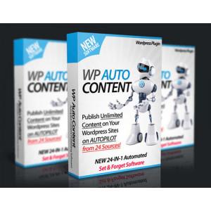 Gambar Plugin Autocontent WordPress - Buat Website WordPressmu Update Otomatis Dengan Kontent Unik