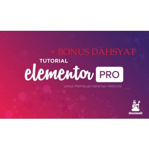 Gambar Elementor PRO v3.0.5 + Bonus Dahsyat