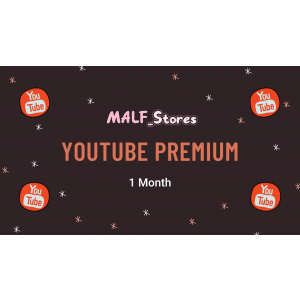 Gambar Youtube Premium - 1 Month
