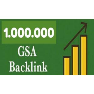 Gambar 1 Juta GSA Backlink untuk Meningkatkan SEO Blog/Web