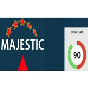 Gambar Jasa Meningkatkan TF Majestic 15+ untuk Blog Web
