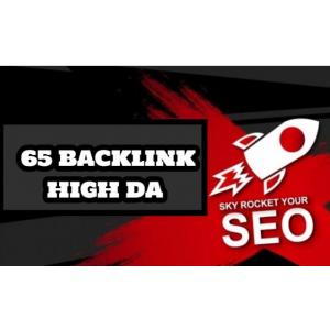 Gambar 65 Backlink dari Situs DA 80-100 (Racikan Khusus Meningkatkan Rank Web)
