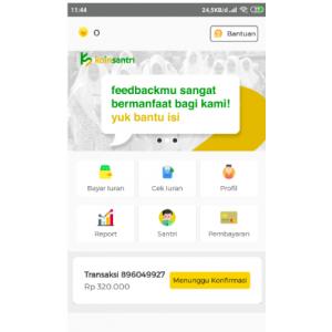 Gambar Jual Aplikasi Android + API dari Web