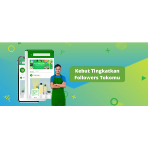 Gambar 2.500+ Followers Tokopedia [Max 50k] - Fast Response