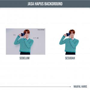 Gambar Jasa Hapus Background Foto