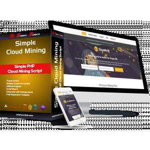 Gambar SCM Simple Cloud Mining V.3.10 (BITCOIN,DOGECOIN,LITECOIN)