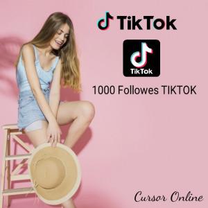 Gambar 1000 Followes TIKTOK