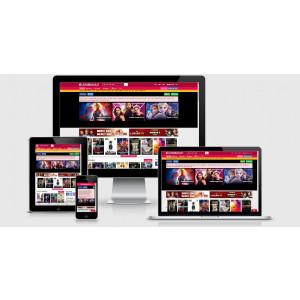 Gambar Template Dunia21 Versi Blogspot