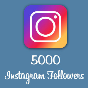 Gambar 5000 Followers Instagram Mix Dunia No Garansi