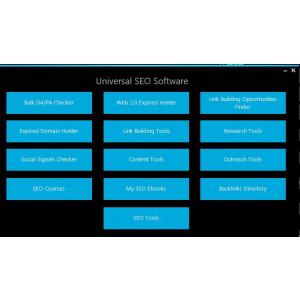 Gambar Kumpulan SEO Software Lengkap
