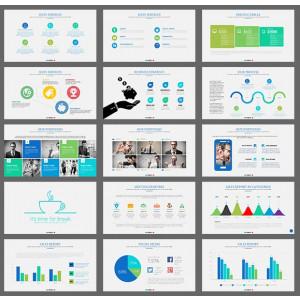 Gambar Mega PowerPoint Pack (10-in-1)