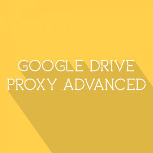Gambar Google Drive Proxy Player Advanced Script