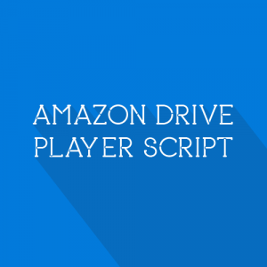 Gambar Amazon Drive Player Script
