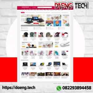 Gambar Script Website Marketplace Mirip Bukalapak