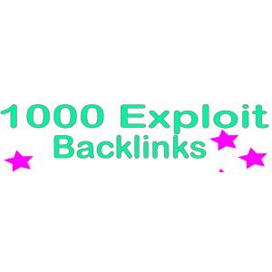 Gambar 1000 HQ PR backlink Eksploitasi