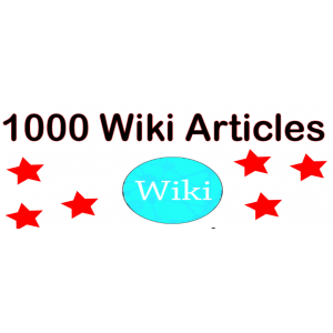 Gambar 1000 backlink Wiki Kontekstual high PR