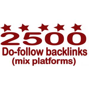 Gambar 2.500 do-follow Backlinks
