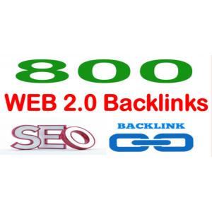 Gambar 800 HQ PR backlink kontekstual & Unik Web 2.0.