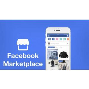 Gambar 2 Akun Facebook Fresh Aktif marketplace