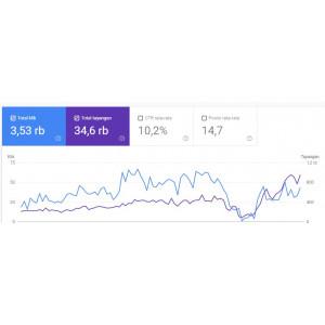 Gambar Jasa pembuatan Blog / Web / Online Shop berbasis WordPress include Domain Hosting