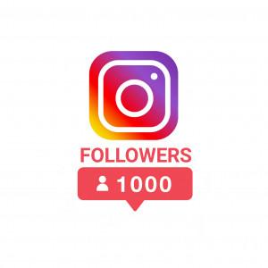 Gambar Jual 1000 Instagram Followers [ No Refill ] [ Fast ] BOT Untuk $2